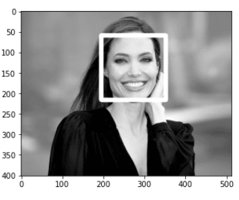 python face detection