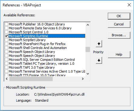 Introduction to the VBA FileSystemObject - wellsr com