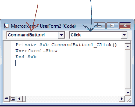 VBA Show Userform with Show Method - wellsr com