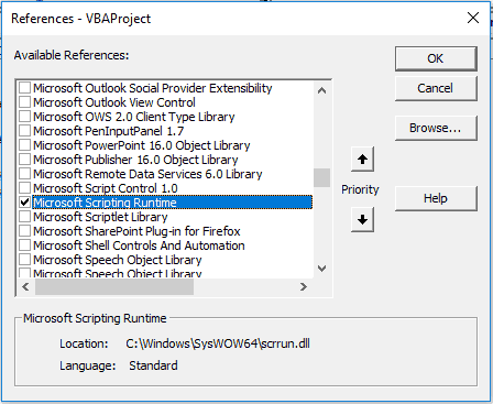 Create Text File with FSO and VBA CreateTextFile - wellsr com