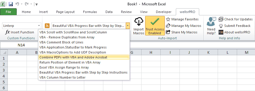 How to record VBA Macros in Excel? - analystcave.com
